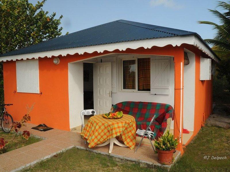 Location de vacances à Petit-Canal (Guadeloupe), vacation rental in Gros Cap