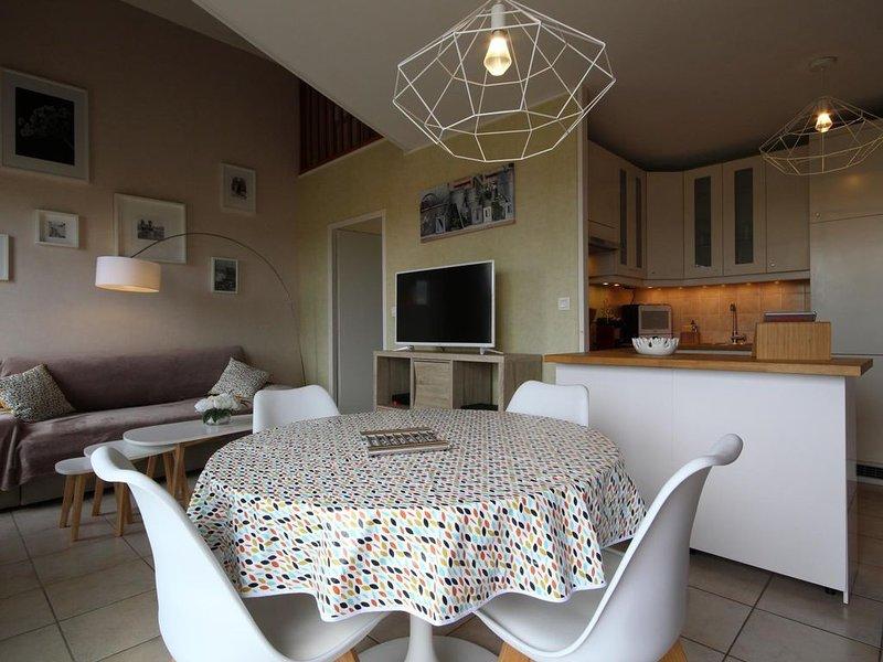 Location meublé 3 étoiles DIJON Toison d'Or, location de vacances à Dijon
