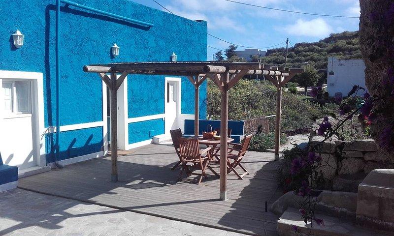 Finca Azul El Escobonal, location de vacances à Fasnia