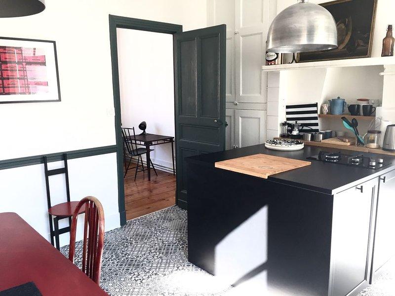 T3 de charme calme et ensoleillé, holiday rental in Toulouse