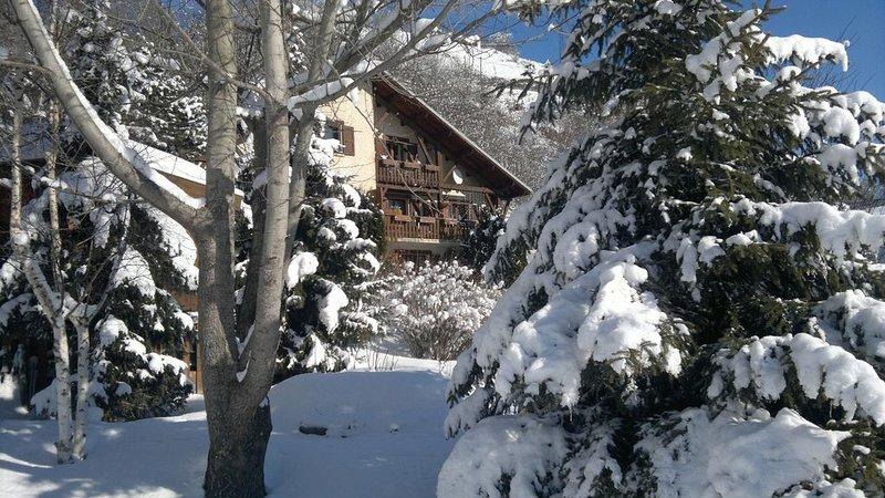 DOMAINE DE L'ALPE D'HUEZ AURIS EN OISANS Hameau de la Balme, holiday rental in Auris