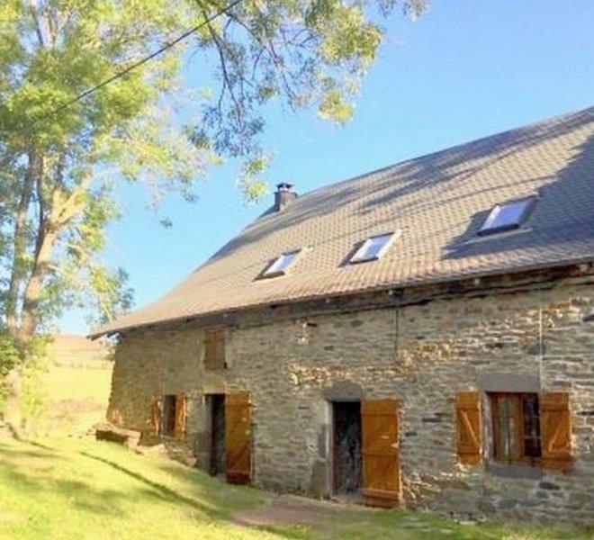 Environnement exceptionnel, Grand air, calme et tranquillité, Grand confort, holiday rental in La Godivelle