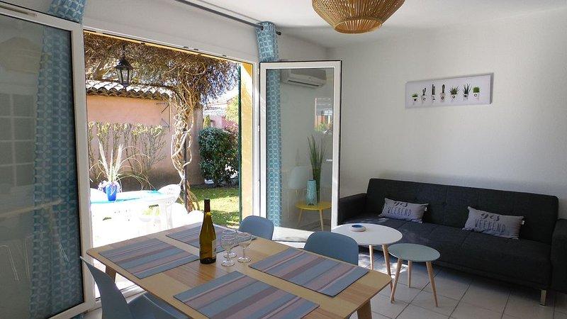 MAISON 45 M² AVEC PISCINE, holiday rental in Malataverne