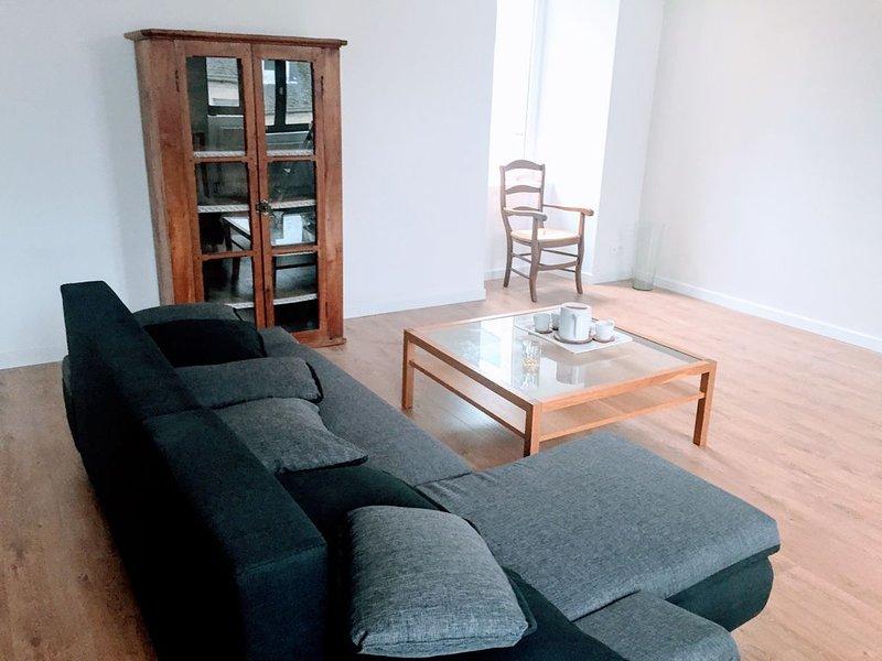 Appartement dans le centre de Lannion , La Dolce Vita, aluguéis de temporada em Lannion