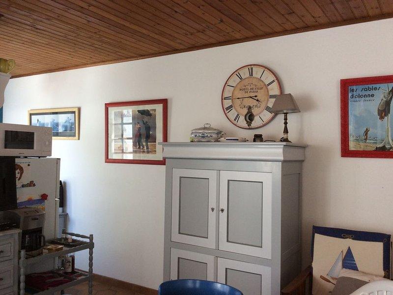 Maison de Vacances pour famille avec enfants, location de vacances à La Faute sur Mer