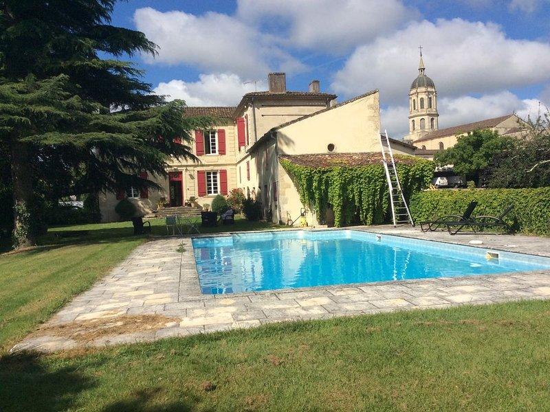 La maison de Valerie et jacques, location de vacances à Landiras