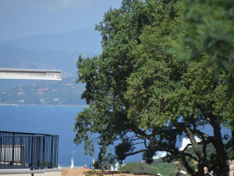 Appartement neuf type 2 tout confort dans une résidence à proximité des plages, location de vacances à Viggianello