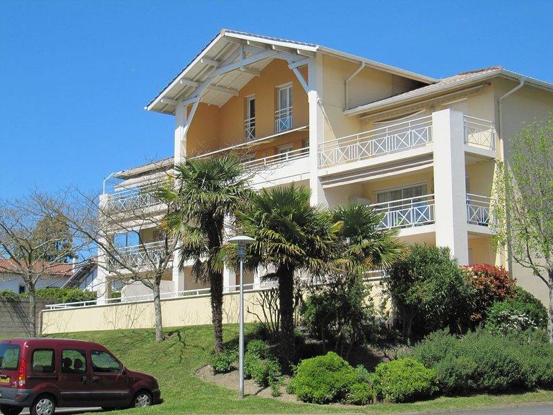 Location appartement T2 Anglet centre, location de vacances à Pyrenees-Atlantiques