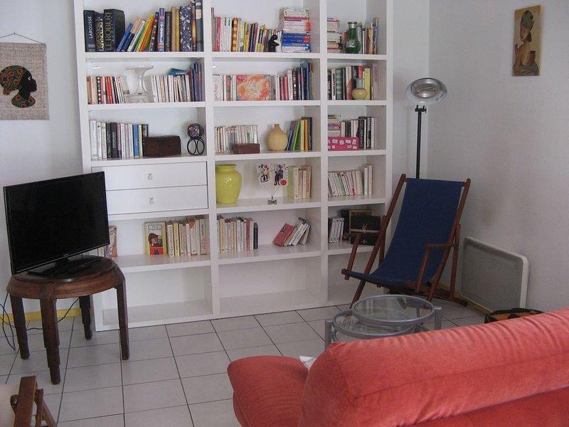 Appartement T4 meublé  à Cahors Lot à 10 minutes à pied du centre historique, vakantiewoning in Saint-Pierre-Lafeuille