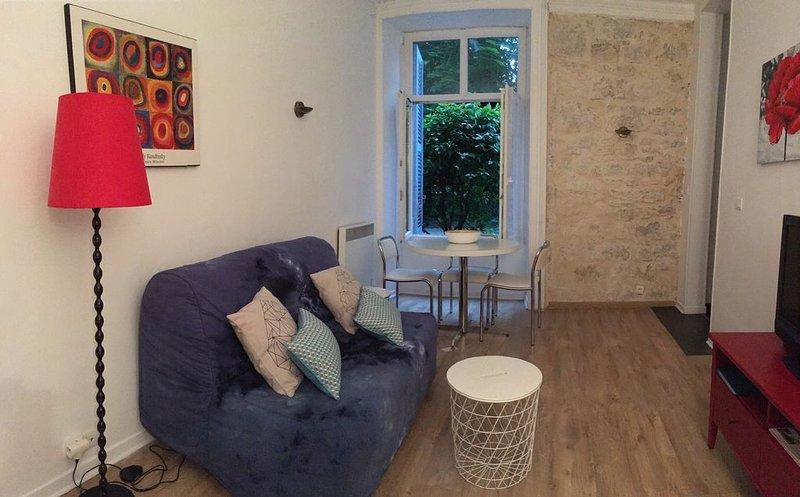 Location 2 pièces curistes et vacanciers, location de vacances à Aix-les-Bains