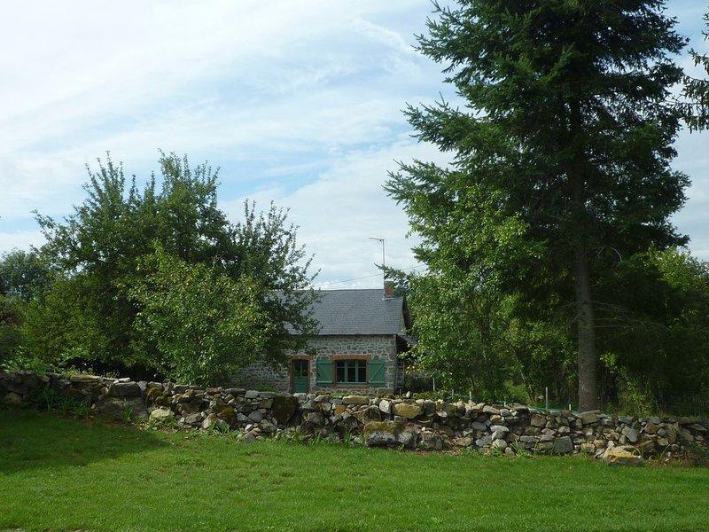 Maison  à saint Merd la Breuile 23100 lieu dit Pierrefitte, location de vacances à Crocq