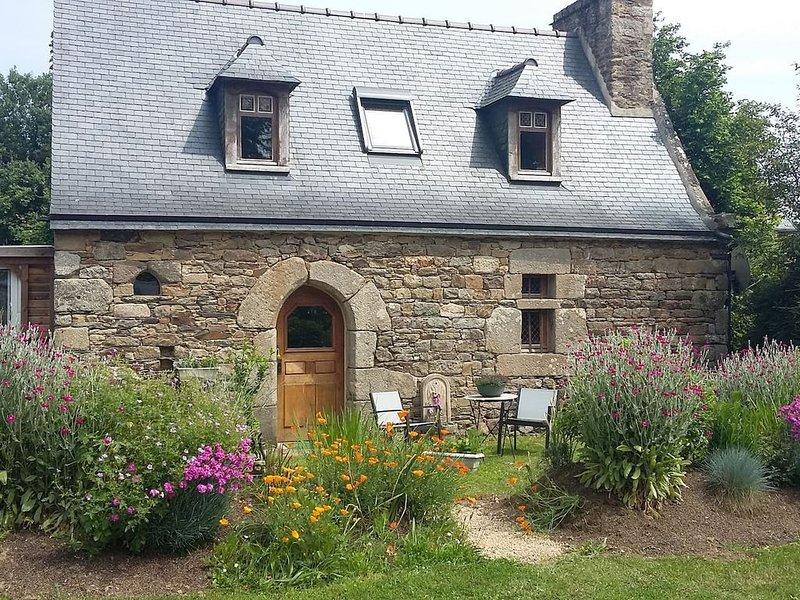 Gîte 3 pers. entre Terre et Mer Bretagne Nord, vacation rental in Ploumilliau