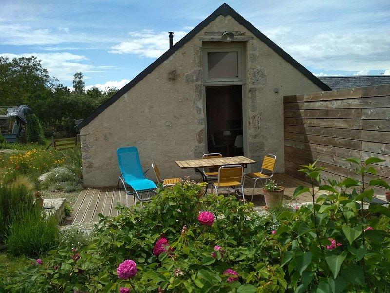 Location 80 m2 (4  personnes) proche des chateaux de la Loire, holiday rental in Champigny-en-Beauce
