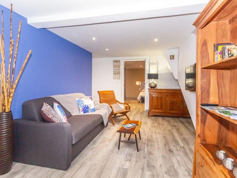 L'envol de Jodie - appartement vue mer flambant neuf - 2ch/2sdb, location de vacances à Trois Bassins