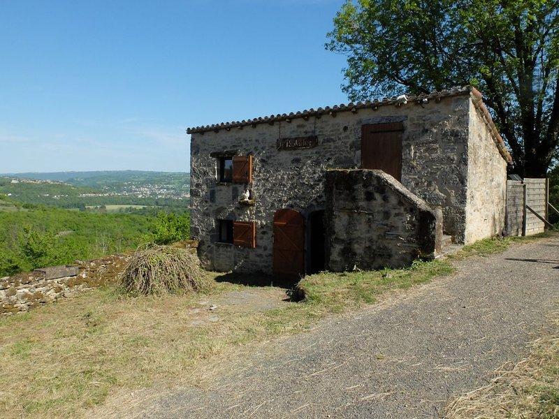 FIGEAC LA MAISONNETTE, holiday rental in Bouillac