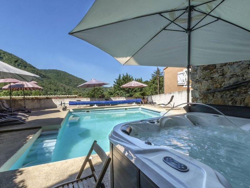 Gite L'Oustalet d'Antan, vacation rental in Serres