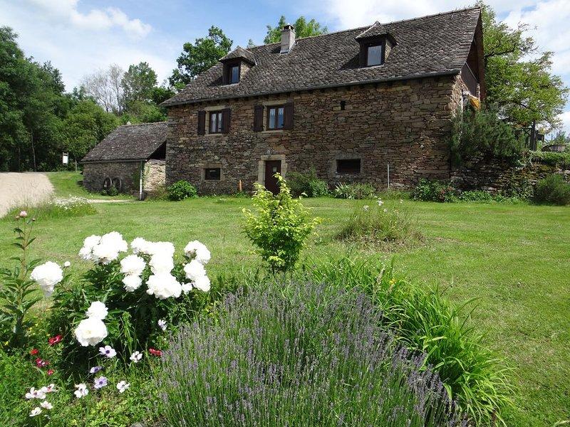 Gîte Le Torminal  :  Dans le Parc Naturel de l'Aubrac..., Ferienwohnung in Espalion