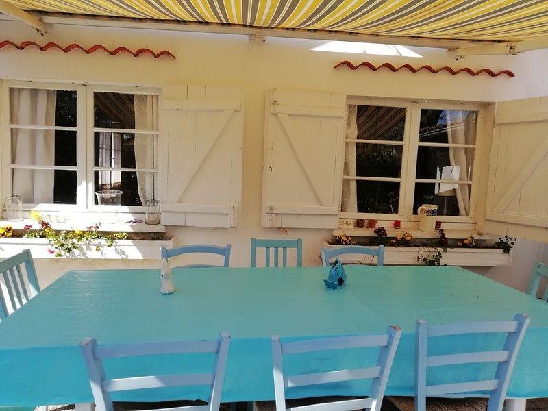location villa Nord Bassin, vacation rental in Taussat