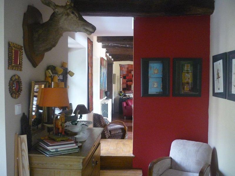 Promotion ! Belle Maison au coeur de St Suliac , très beau village prés St Mal, vacation rental in St Suliac