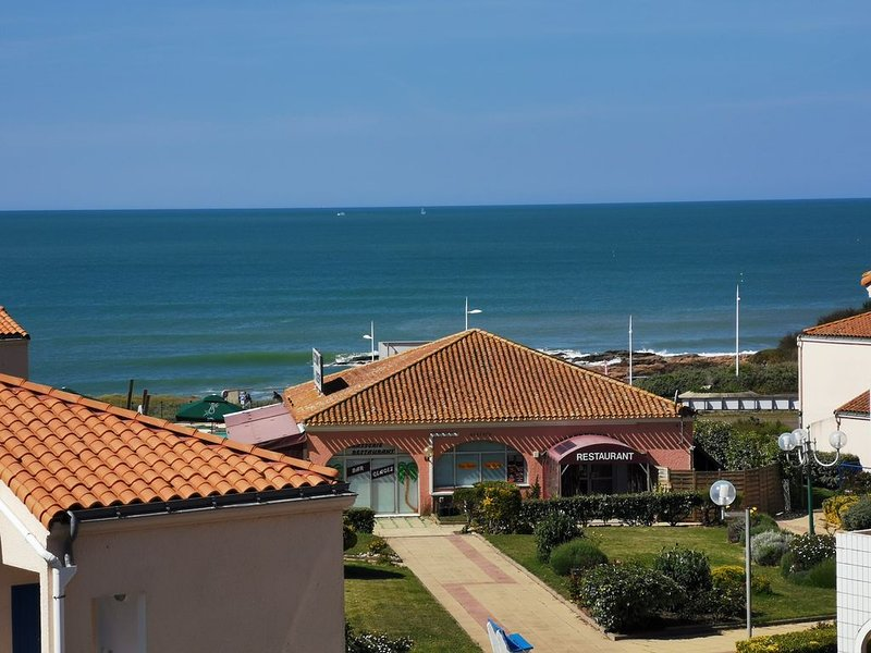 T 2 Sables d'olonne Vue mer, holiday rental in Chateau-d'Olonne