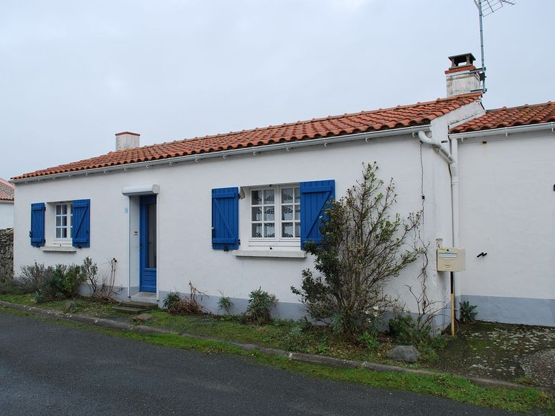NOIRMOUTIER EN L'ILE ( Centre) maison typique 3 ch. 82 m2, alquiler de vacaciones en Noirmoutier en l'Ile