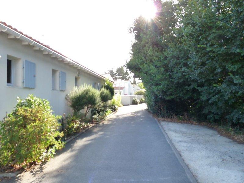 Maison de village à  La Flotte  ( 2 étoiles ), location de vacances à Ile de Ré