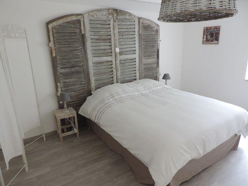 La Maison d'Elise * ** , 6 pers max, situé à Beine dans le Chablisien, holiday rental in Chablis