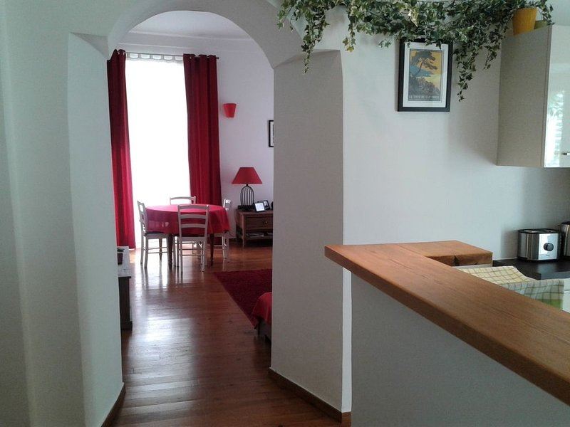 Appartement T3 Bastia centre, vacation rental in Bastia