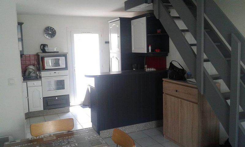 Maison à 300 m de la plage des Demoiselle   St Hilaire de riez/St jean de  monts, alquiler vacacional en Saint-Jean-de-Monts