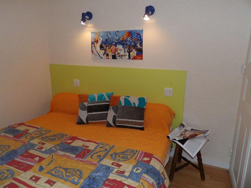 Logement 1167049 Port de plaisance  au calme 400m plages pour 3 pers, holiday rental in Treboul
