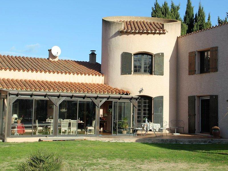 Mas Beausejour,  propriété très accueillante dans les Pyrenées Orientales, holiday rental in Villeneuve