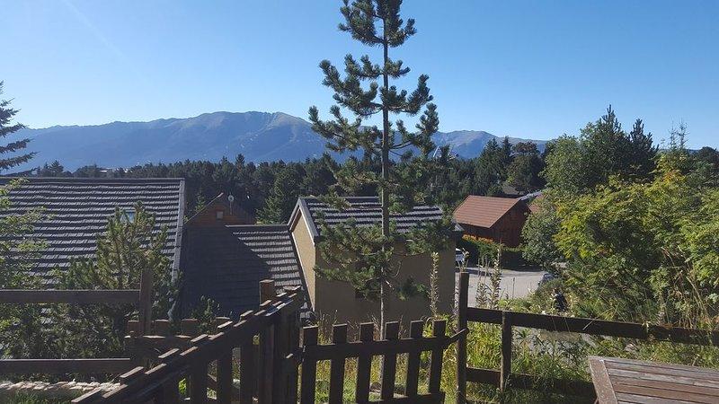 Maison 4/6 personnes Pyrénées 2000, casa vacanza a Bolquere