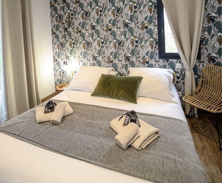 Chambre d'exception u Dastru, holiday rental in Pianottoli-Caldarello