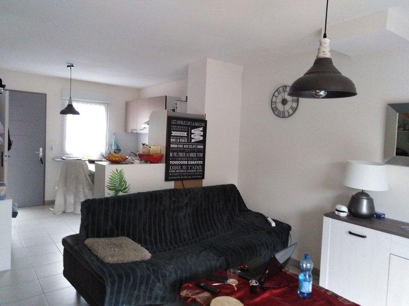 chambre à louer a Saint Sulpice la Pointe, holiday rental in Ambres