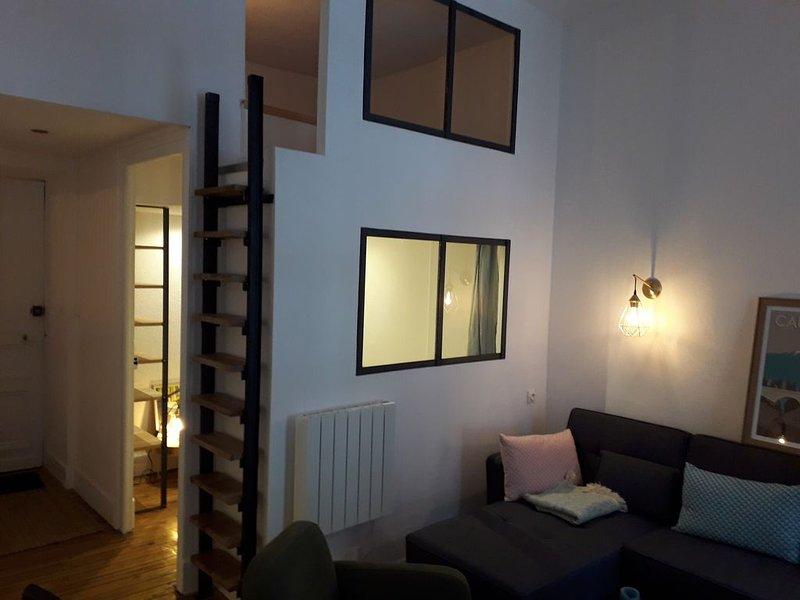 Appartement dans une résidence de caractère, Ferienwohnung in Cauterets