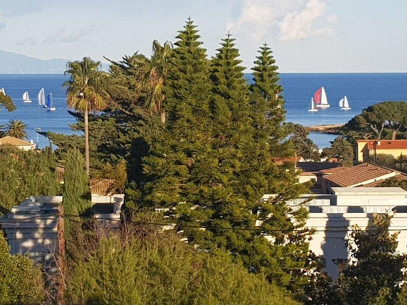 AU COEUR DU CAP D'ANTIBES Près des plages de la garoupe, holiday rental in Cap d'Antibes