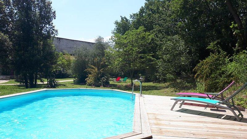 gite dentelle   loriol du comtat, holiday rental in Loriol-du-Comtat