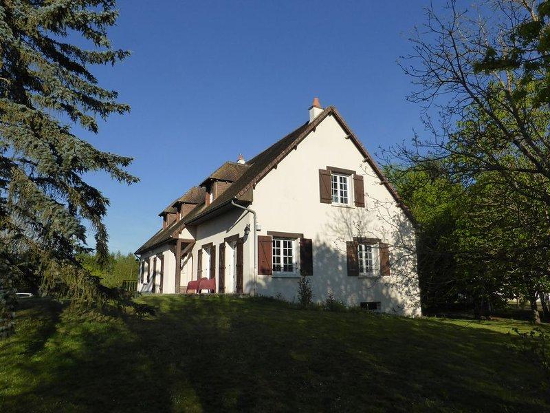 La croisée des chateaux, location de vacances à Mont-pres-Chambord