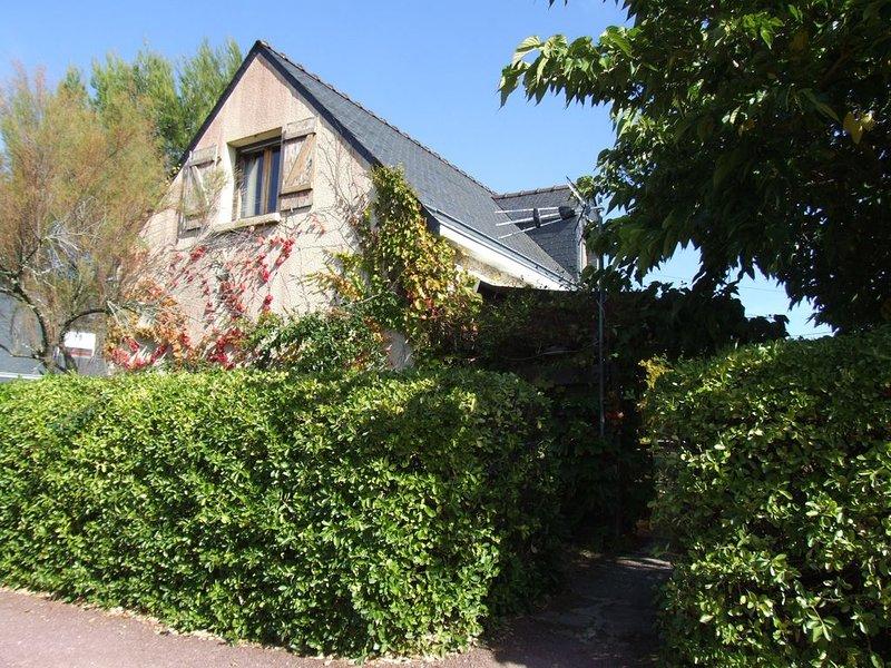 Blagnera, maison de vacances pour 4 personnes dans le  Morbihan, plage à 300 m, casa vacanza a Sarzeau