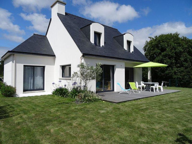 Maison  près de la mer (500 m), holiday rental in Le Tour-du-Parc