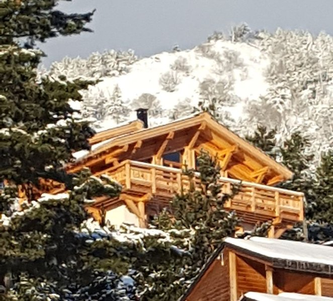Chalet d exception 'Le Chalet Gourmand' en Pyrénées, holiday rental in Les Angles