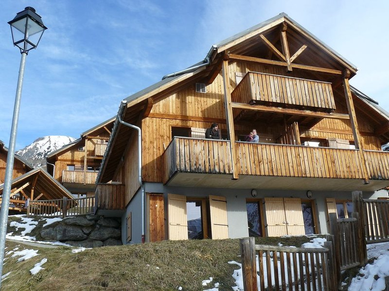 Appart 6/8 pers au ski, 3*, les Sybelles, holiday rental in Saint Jean d'Arves