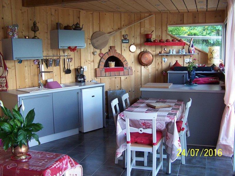 Savoie-La Chautagne-gîte les hautes terres, location de vacances à Artemare