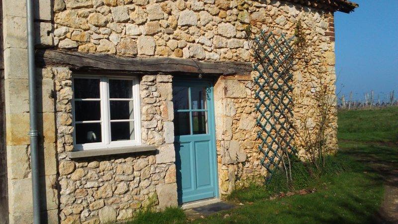 'La foigniere  'Ancienne dépendance en pierres, holiday rental in Barbotan-les-Bains