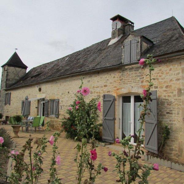 gîte des vignes grandes, holiday rental in Baladou