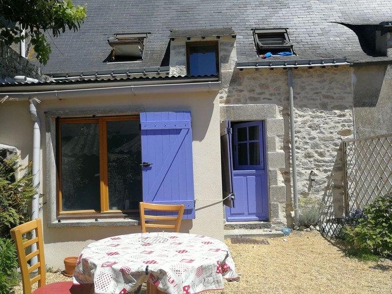 Maison traditionnelle entre mer et campagne à Piriac. 15 mn de la plageà vélo, location de vacances à Piriac-sur-Mer