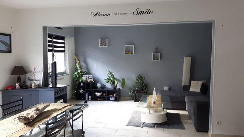 Appartement rénové proche CAMPUS ARTEM / Parc Sainte Marie, Ferienwohnung in Vandoeuvre-les-Nancy