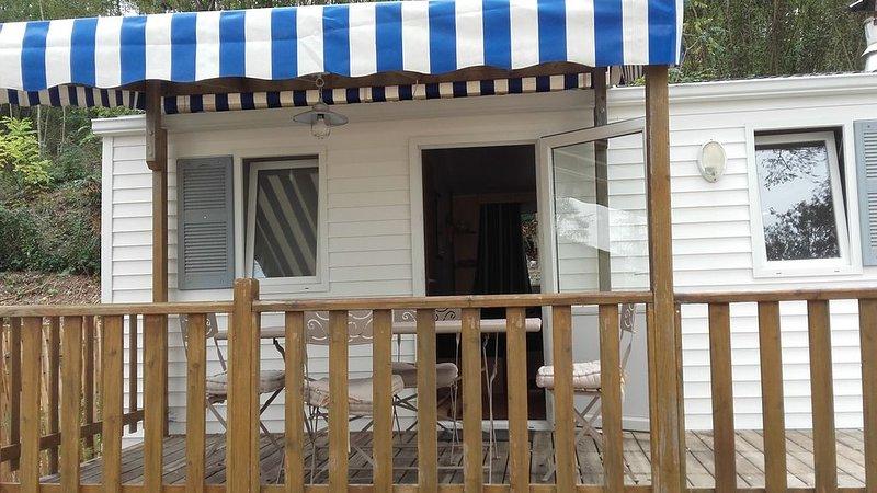 Mobil home tout confort, vacation rental in Longeville-sur-mer