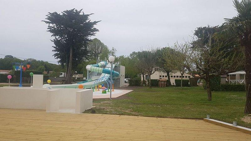 ----loue mobil home----, vakantiewoning in Medis