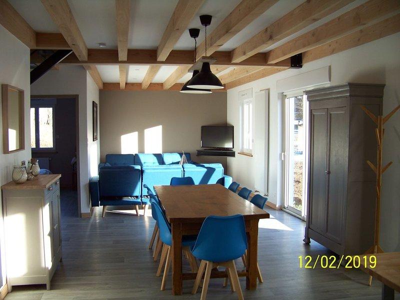 Chalet - Le Mont-Dore - Massif du Sancy – semesterbostad i Puy-de-Dome